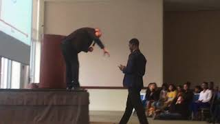 Black Student Questions Shaun King About His Race