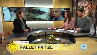 Fallet Fritzl: Så levde Elisabeth i källaren - Nyhetsmorgon (TV4)