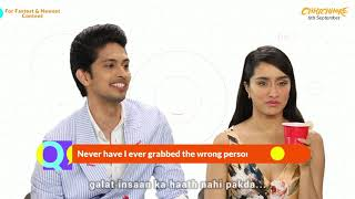 Fun secrets revealed. Never have I ever game with Chhichhore cast | Sushant | Shraddha | UC Browser