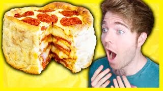 GIANT PIZZA CAKE