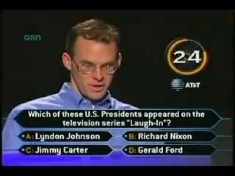First Who Wants to Be A Millionaire Winner $1,000,000