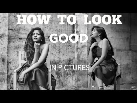 HOW TO LOOK GOOD IN PICTURES | HOW TO GET THE PERFECT INSTAGRAM PICTURE | GIVEAWAY ALERT