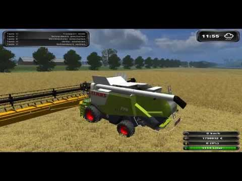 Farming simulator 2011 Harvesting Rapid seed