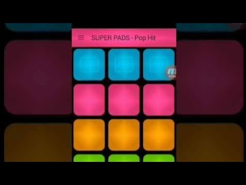 How to play Superpad in android mobile....
