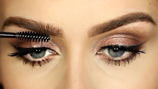 Eyebrow Tutorial! Carli Bybel 2014