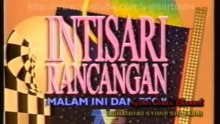 Instirasi rancangan tv3 1991