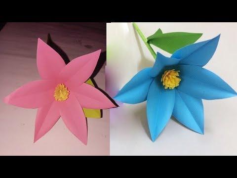 Xxx Mp4 কাগজের তৈরি সটীক ফুল।। Paper Stik Flower 3gp Sex