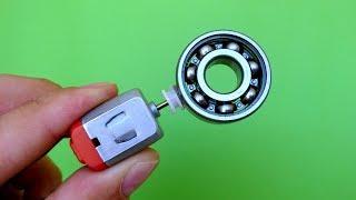 DC Motor İle Neler Yapılır 2 Harika Fikir - 2 Awesome Toys with DC motor