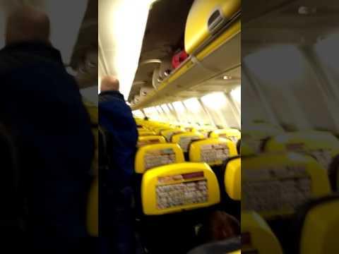 Ryanair Flight to Paris (BVA) Beauvais Airport