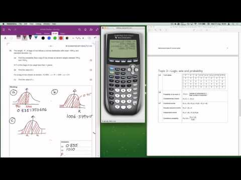 IB Maths Studies May 2015 Time Zone 1 Paper 1 Question 13