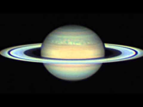 Capturing Saturn - Sixty Symbols