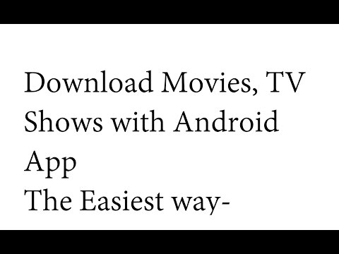 Download Movies,TV Shows with Android app Megabox [The easiest way - no waiting - Fastest method]