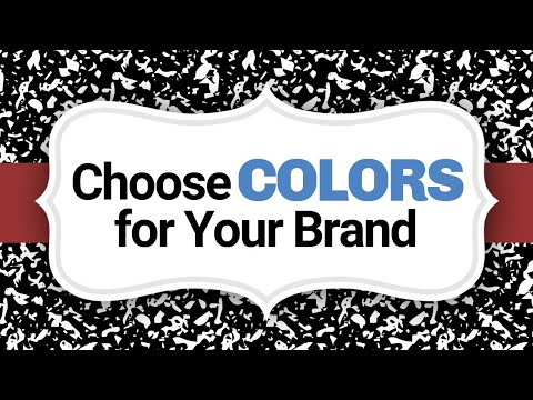 Design 101 | How to Choose Colors for Your Brand | Big Brand System