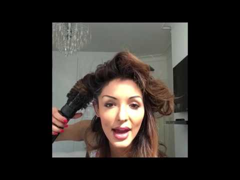 BLOWDRY your hair like professional with this QUICK and EASY tutorial! No hair dryer needed!