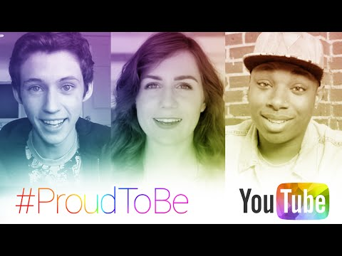 #ProudToBe: Coming Together to Celebrate Identity