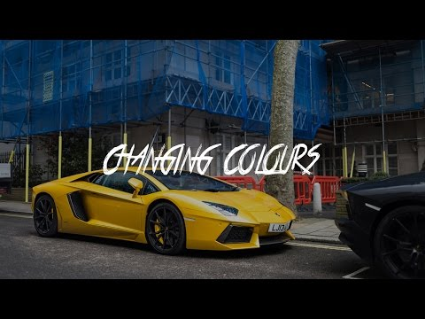 How to change car colours in Photoshop! (Beginner)
