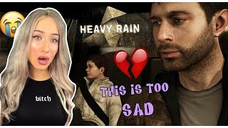 Download THIS GAME IS SO SAD.... | Heavy Rain #1 Video