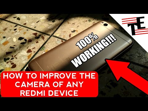 Improve Camera Quality In Android | Redmi Device Smartphone Tricks | TechEver