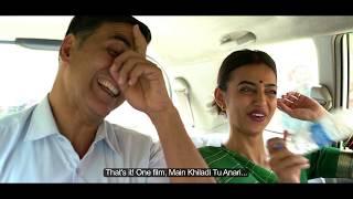 PadMan Confessions 2   Akshay Kumar   Sonam Kapoor   Radhika Apte
