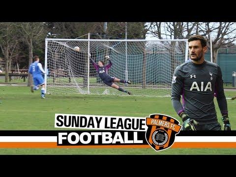 Sunday League Football - HUGO LLORIS