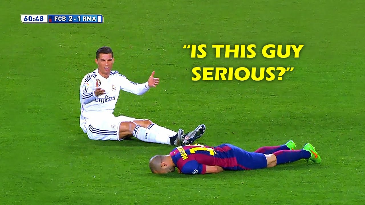 Cristiano Ronaldo's Funniest Moments - Fails, Celebrations, Interviews!
