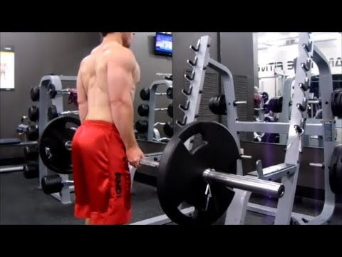 Great Back Workout To Build Thick MASS