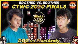 2020 Classic Tetris World Championship GRAND FINAL!
