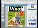Tutorial - How to Change Magazine Template Title - Photoshop