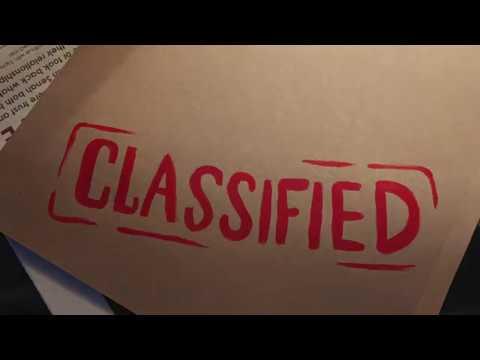Prop Making - Classified Files