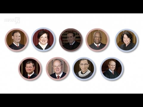 The Next President Could Choose A Lot Of Supreme Court Justices - Newsy