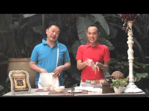The Cooking Show (TCS) Ep3 - Fried Halo-Halo