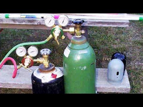 Equipment for Oxygen-Acetylene Welding