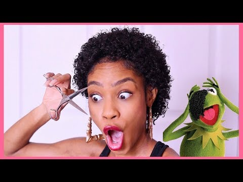 THE BIG CHOP► STARTING MY NATURAL HAIR JOURNEY OVER🙉