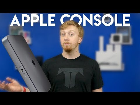 Is Apple Making a Gaming Console?