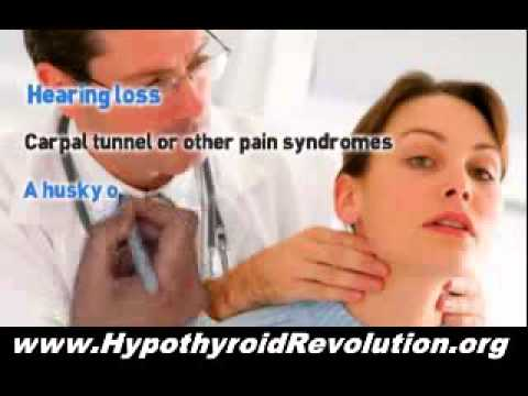 Symptoms of Thyroid Disease - Helping You to Fight Hypothyroidism