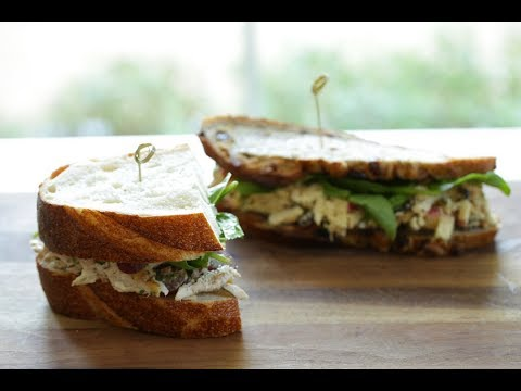 Beth's Chicken Salad-2 ways! | ENTERTAINING WITH BETH