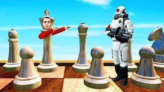 HIDING IN A BOARD GAME?! - Gmod Prop Hunt