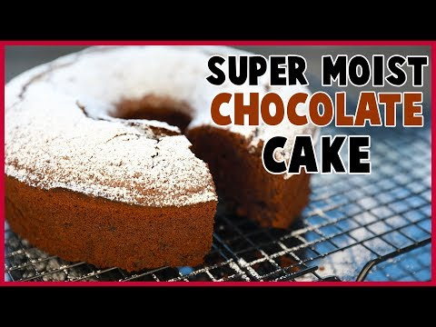 INCREDIBLE CHOCOLATE CAKE Easy Recipe for Lazy Cooks