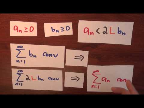 When do two series share the same fate? - Week 4 - Lecture 11 - Sequences and Series