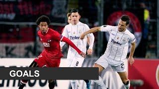 Goals LASK - AZ | Europa League