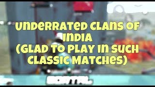 High level of Competition in INDIAN Classic matches | Pubg Mobile | Powered by OnePlus