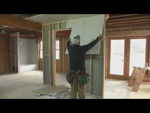 How to Demolish a Nonbearing Stud Wall