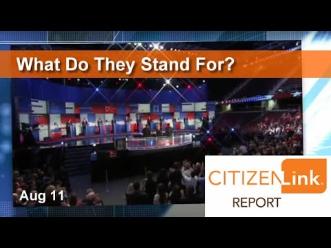 What Do They Stand For? | CitizenLink