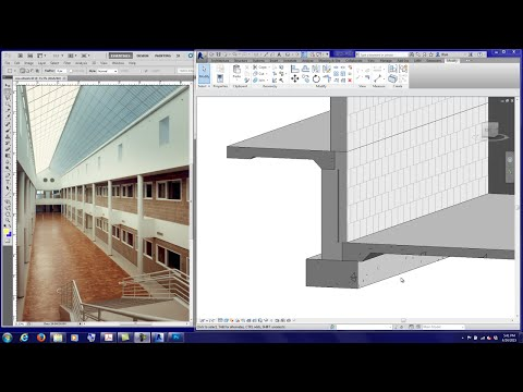 20150424 Tutorial Floor Finishes Soffits Curtain Walls and Panel Doors