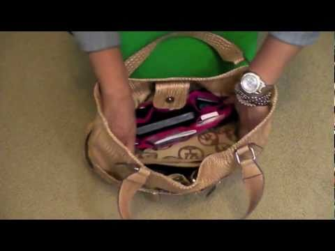 a14438679890 How To Organize Your Purse - Walmart Luggage Organizers