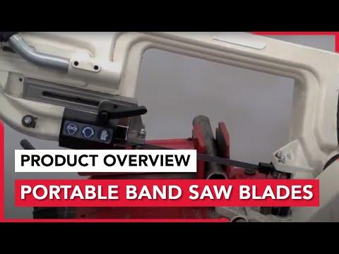 Portable Band Saw Blades