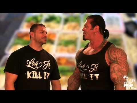 Tim Muriello and Rich Piana: Are Food Prep Services Worth It?