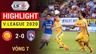 Higlight Thanh Hóa - Than Quảng Ninh | Thanh Hóa Bùng Nổ Chuỗi Trận Bất Bại | 360 Sports
