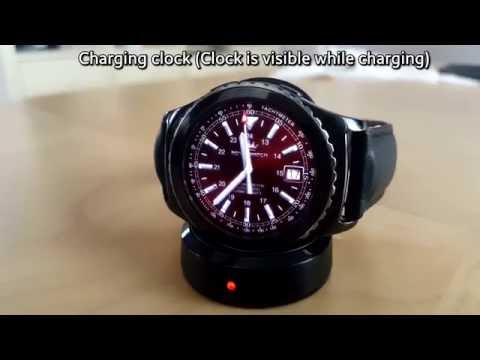 Gear O'Clock : Royal Watch 2 - Watch face for Samsung Gear S2 and Gear S3