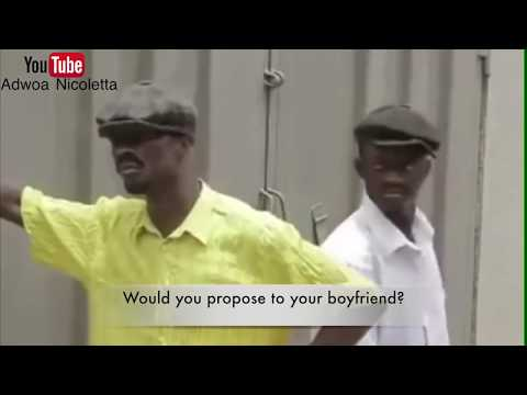 Would you propose to your boyfriend?